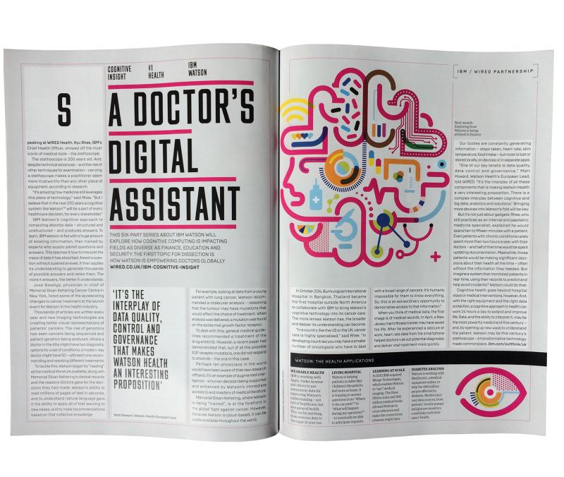 Wired/IBM - Esme Mckay