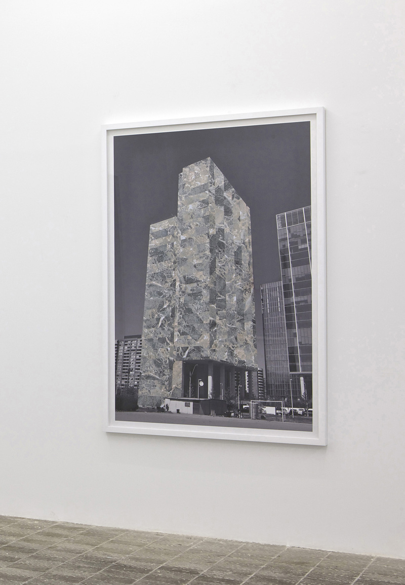 The city projects (Redressed architecture) - Patrick Hamilton